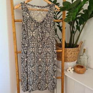 Jay Jays Geo Print Summer Dress Size 12